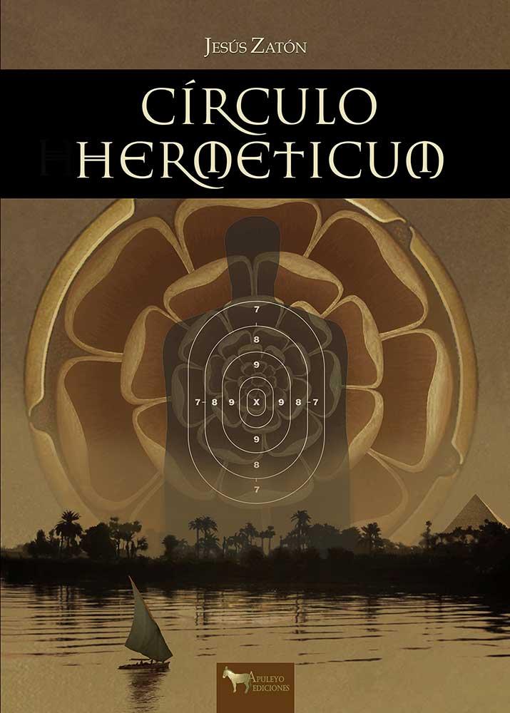 Círculo Hermeticum, novela policiaca 2