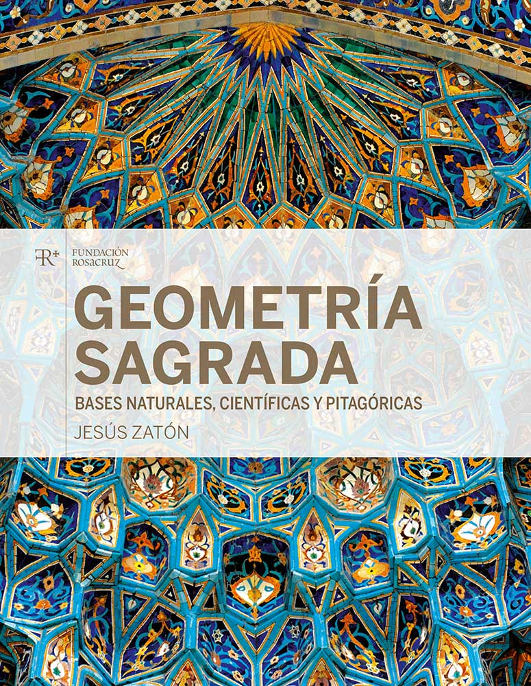 Portada del libro Greometria Sagrada