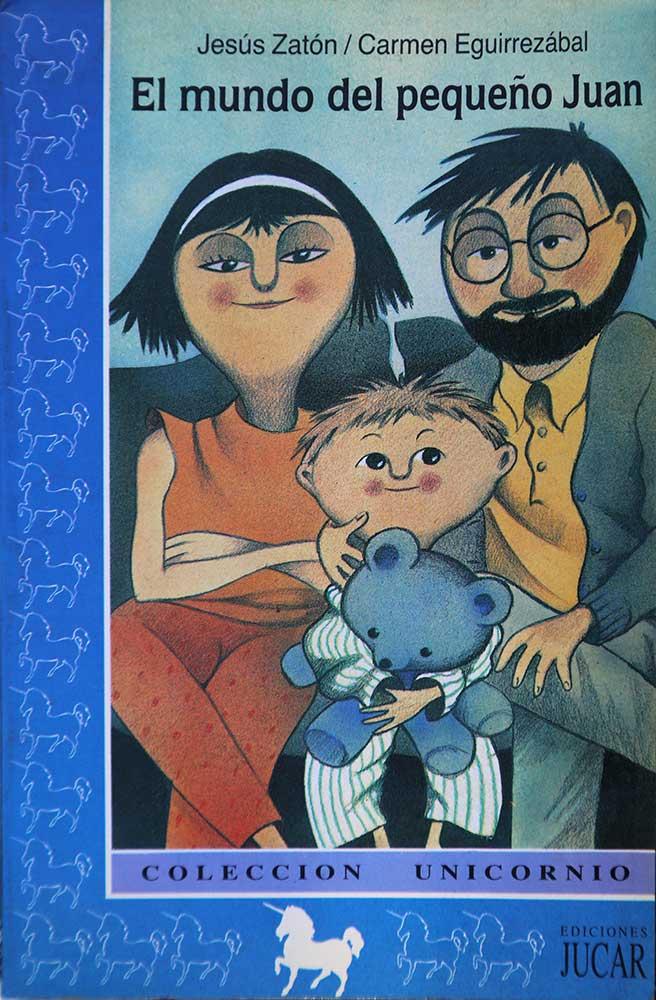 Caratula del libro El mundo del pequeño Juan