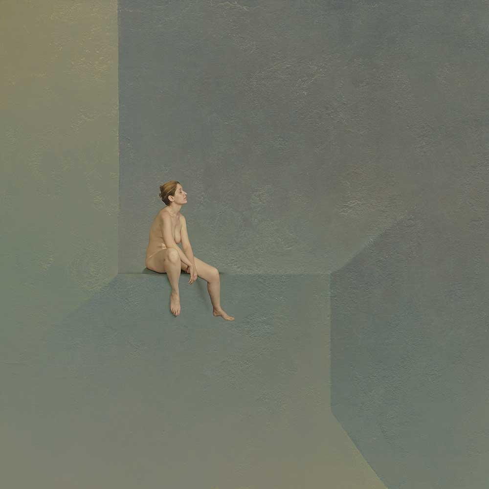 arte digital, serie geometrias humanas, jesús zatón