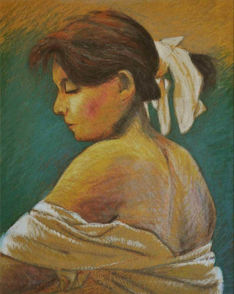 Retrato de mujer 1