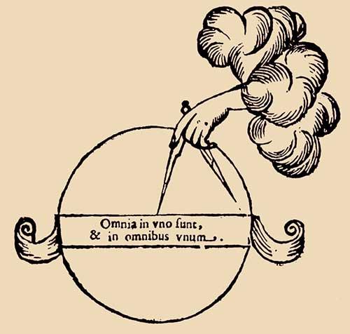 ¿Qué es la Geometría Sagrada?.   Imágenes artículo Jesús Zatón.  Deus omnia fecit, pondere in numero et mensura