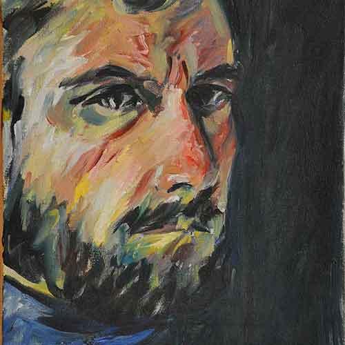 pintura de jesús zatón imagen categoria primeras obras