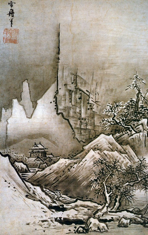 paisaje  zen